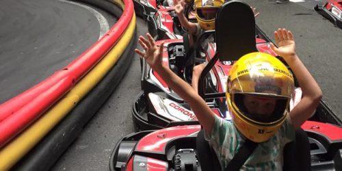 Kids Kart Party