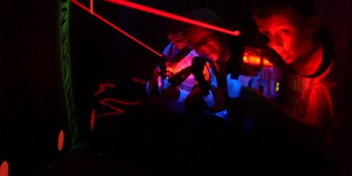 Coronel Kartracing BV Lasergamen